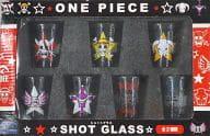 "Pirate's Shot Glass Set (7 Pieces) ""ONE PIECE"""