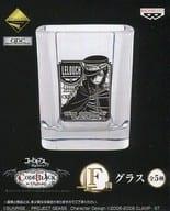 Lelouch vi Britannia Glass 「 Ichiban KUJI Premium CODE GEASS CODE BLACK 1 st Live Encore! 」 F Award