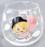 "Kurusu Sho (Happy Balloon Ver.) round glass ""Utano Prince Sama ♪ Uta ☆ Pre-Island"" SHINING STORE goods"