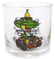Slipping Yoshi Glass Collection (Top) 「 Ichiban KUJI Mario Kart 」 D Award