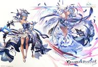 "Therese lunch mat """" GRANBLUE FANTASY-Gran blue fantasy-× PASELA RESORTS ""arrival bonus"