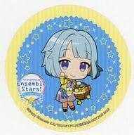 "Shino Hajime coaster """" TV anime ensemble Stars! × animatecafe ""First half menu order bonus"