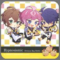 "Fling Posse Original Coaster ""Hypnosis Mic -Division Rap Battle- in SWEETS PARADISE round3"" Collaboration Menu Order Bonus"