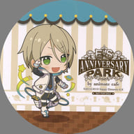Shiratori Anryo Coaster 「 Ensemble Stars! ×animatecafe 」 menu order privilege