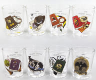Set of 8 mini glasses limited to 「 Disney: Twisted-Wonderland 」 Animate