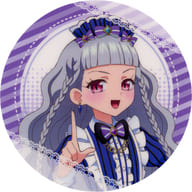 Kouta Michiru (Iso-Flesh) Coaster 「 Pretty Series 10 th Anniversary x Prism Stone Cafe 6 th edition Daia in Idol time PriPara 」 Drink Order Privilege