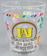 Logo Acrylic Cup 「 MY HERO ACADEMIA THE MOVIE WORLD HEROES MISSION 」 Theater Goods