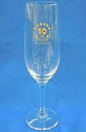 Logo 10 th Anniversary Glass 「 PUELLA MAGI MADOKA MAGICA 10 th @ Dash Store 」
