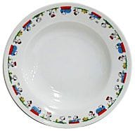 Snoopy Soup Plate 「 7-ELEVEN convenience stores × Snoopy Campaign 2 nd round 」 point exchange gift