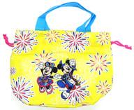 Mickey & Minnie Souvenir Lunch Case 「 Disney Summer Festival 2018 」 Tokyo Disneyland only