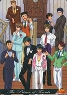 青学(タキシード) 下敷き「劇場版テニスの王子様 二人のサムライTheFirstGame」