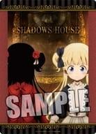 A. Kate & Emirico B5 Clear Shitajiki 「 Shadow House 」