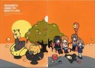 """autumn A4 clear file """"Umo no Tamigarai"""""""