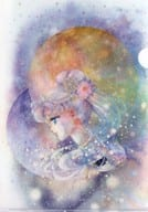 プリンセス・セレニティ(水彩画風) クリアファイル 「美少女戦士セーラームーン展」