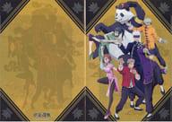Group Spread A4 Clear File (Kung Fu) 「 Magic 廻戦 」 Animate Girls' Festival Aozora Marche 2020