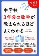 I can understand as much as I can teach mathematics for three years of junior high school.