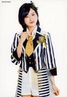 Sudo Sanahana /膝蓋/服裝白色/黑色/ AKB48大選官方指南2016年獎金生照片