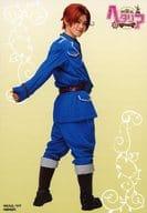 "Yagae Yuji (Italy) / whole body · character shot / musical ""Hetalia ~ The Great World ~"" Live Viewing Screenings Random Bromide"