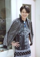 Ryo Hirano / Above-the-knee / Costume Gray / Top Shoulder / Right Side / Both Hands Hip / 「 Ryo Hirano 2016 Calendar Launch Event 」 Official photo