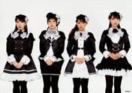 """Milky Holmes / Assembly (4 people) / Horizontal / A4 size / Monochrome B / """"Live Milky Holmes Total Natural Color Festival"""" A4 Bromide"""