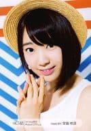 宮脇咲良/バストアップ/2015年8月net Shop限定 個別生写真 August 2015