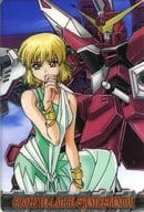 S3-002-020: Kagari, Yura, Asha & Justice Gundam