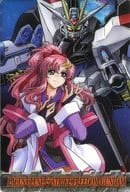 S3-008-182 : Lacus Clyne & Strike ZGMF-X10A Freedom Gundam