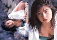 022 : 松田纯 /正规卡片 /SHIN YAMAGISHI TRADING PHOTOCARD COLLECTION 松田纯