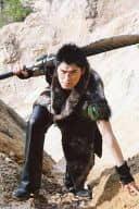 "AXAL / Nobuhiro Tagura / Postcard Size / 独角 Kid / Character Actor Shot / sixth Performance ""Saiyuki"" / Official Official photo"