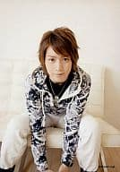 D-BOYS / Kamakari Kenta / Black · White Parker · Trousers White · Chair White / Cool-up