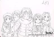[10-14/C-class] : cut60-28 2/4 Tsumugi Kotobuki, Yui Hirasawa, Mio Akiyama, Azusa Nakano, Ritsu Tainaka