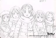 [10-14/C-class] : cut60-28 4/4 Tsumugi Kotobuki, Yui Hirasawa, Mio Akiyama, Azusa Nakano, Ritsu Tainaka