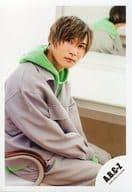 A.B.C-Z / Ryosuke Hashimoto / Kneecap / 「 A.B.C-Z 2021 But FanKey Tour 」 goods off-shot / Official Official photo