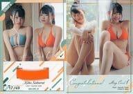 Strap Card 01 [Bikini Strap Card (B) (/ 49)] : Sakurai Kiho / 「 Sakurai Kiho 」 first trading card