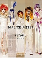 Malice Mizer Live History Photo Collection retour