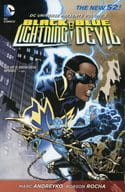 DC Universe Presents :Black Lightning and Blue Devil(3)