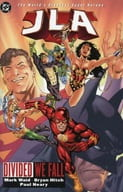 JLA: Divided We Fall(8)