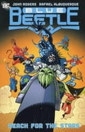 Blue Beetle: Reach for the Stars(纸背景 )