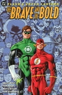 Flash & Green Lantern : The Brave and the Bold(纸背景 )