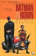 Batman & Robin : Batman Reborn Deluxe HC(硬护封 )(1)