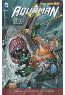 Aquaman: Sea of Storms(纸背景 )(5)