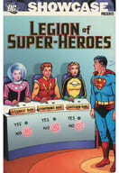 Showcase Presents: Legion of Super-Heroes(纸背景 )(1)