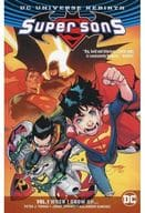 Super Sons: When I Grow Up(纸背景 )(1)