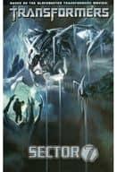 Transformers:Sector7(平装书)