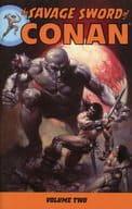 The Savage Sword of Conan(平装本)(2)