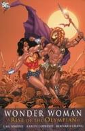 Wonder Woman: Rise of the Olympian(纸背景 )
