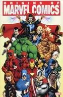 Origin of MarVel Comics(平装书)