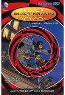 蝙蝠侠公司:恶魔之星(新52)(精装)(1)
