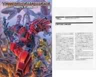 附小册子)2)变形金刚:Robots In Diskgers(平装书)/性欲Ramondeli