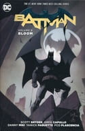 Batman:Bloom(The New52)(精装版)(9)